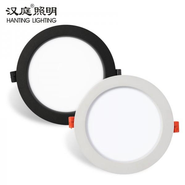 筒灯-薄款筒灯4寸12w6寸18w天花灯