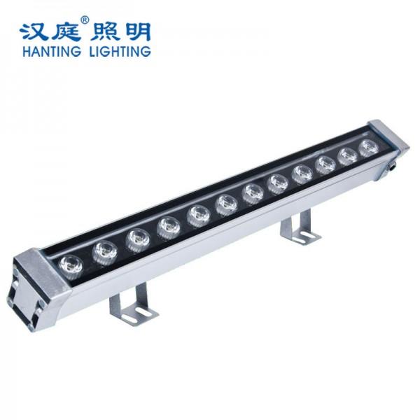 LED洗墙灯防水9W18w24w36w大功率条形灯