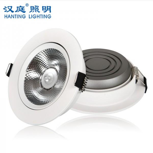 牛眼灯嵌入式LED射灯天花灯服装店