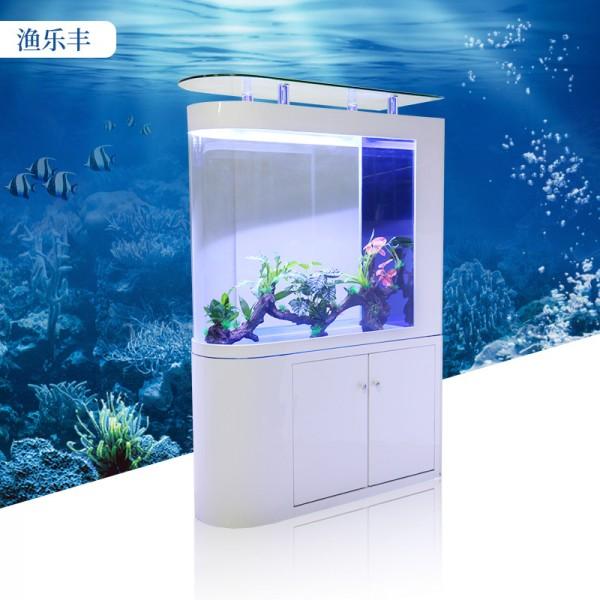 创意子弹头鱼缸家用水族箱